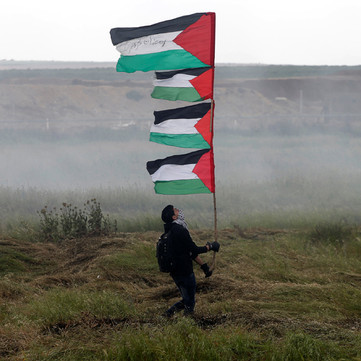 PALESTINE – Nakba, the Catastrophe, and the March of return
