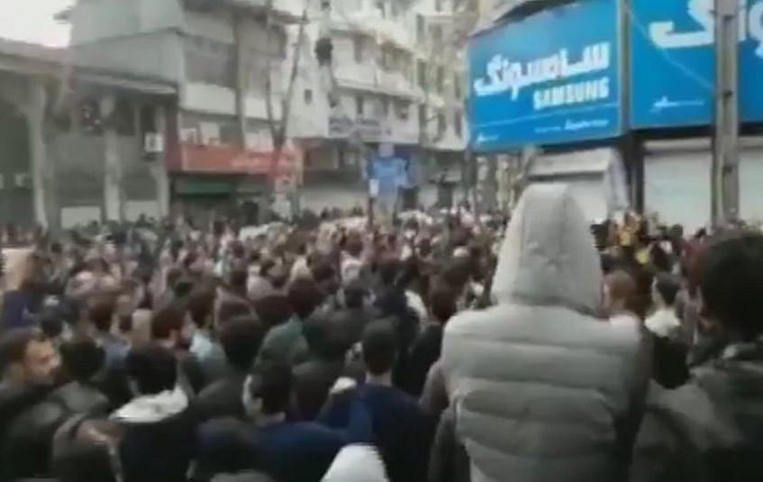 Demo Iran