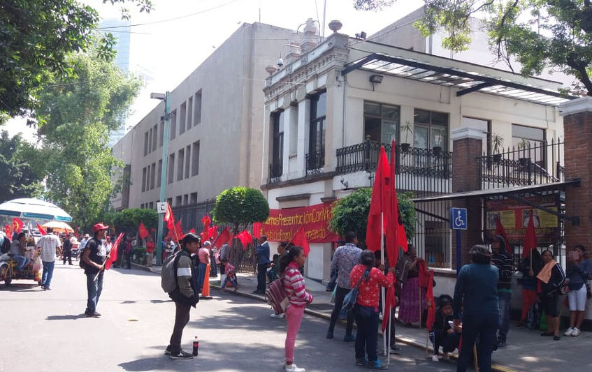 Red Flags in Mexico City