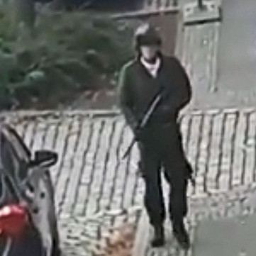 Germany - Fascist attack on synagogue