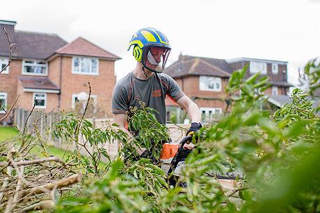 Garden maintenance in Leeds