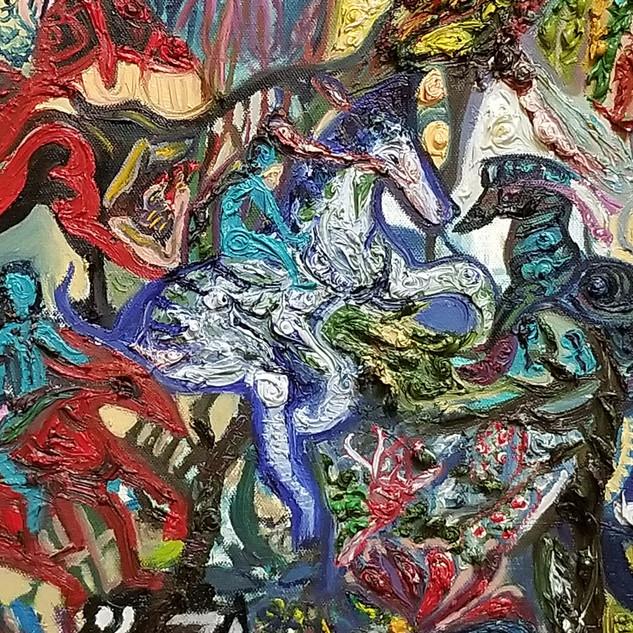 Pandora (Closeup) 4