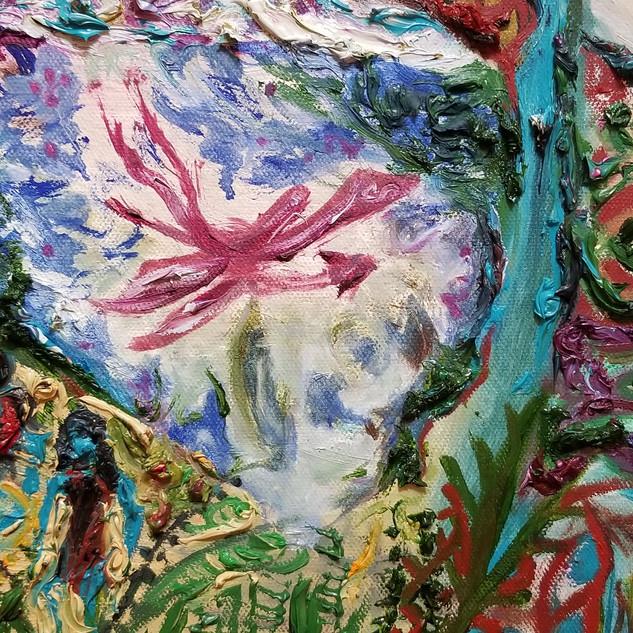Pandora (Closeup) 7