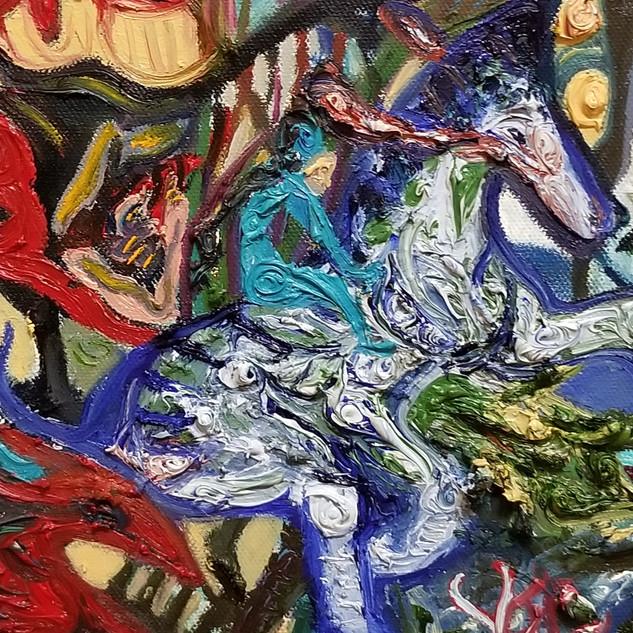 Pandora (Closeup) 6