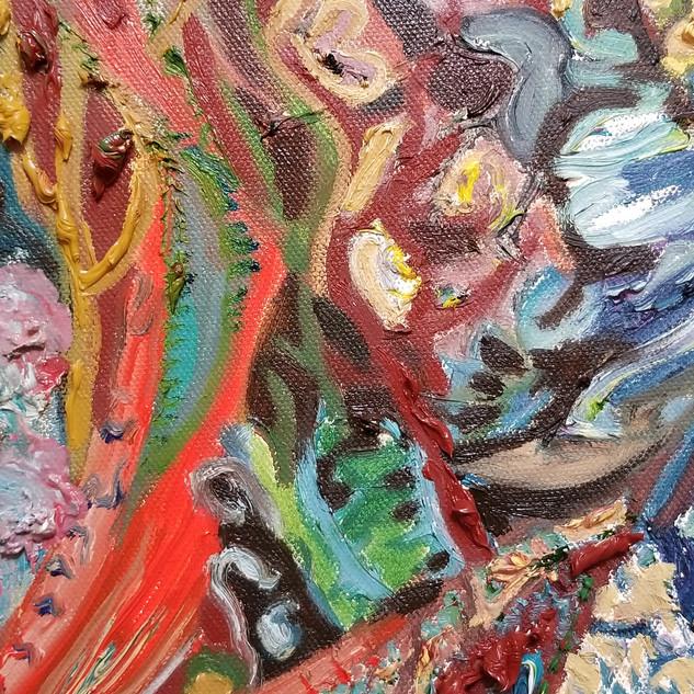 Pandora (Closeup) 12