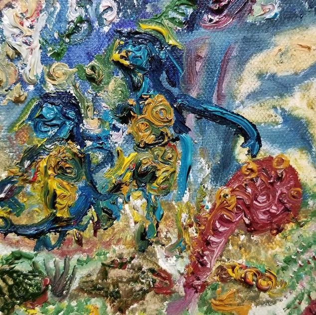 Pandora (Closeup) 8