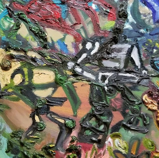 Pandora (Closeup) 5