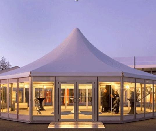 Pagoda-Tents