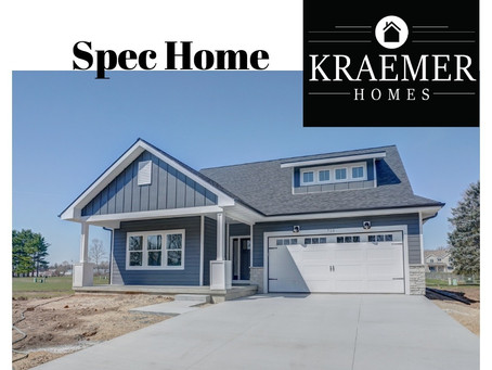 What is a spec home?