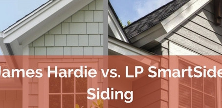 LP SmartSide vs James Hardie: Which Exterior Siding to Choose?