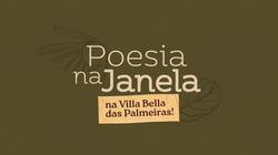 Poesia na Janela