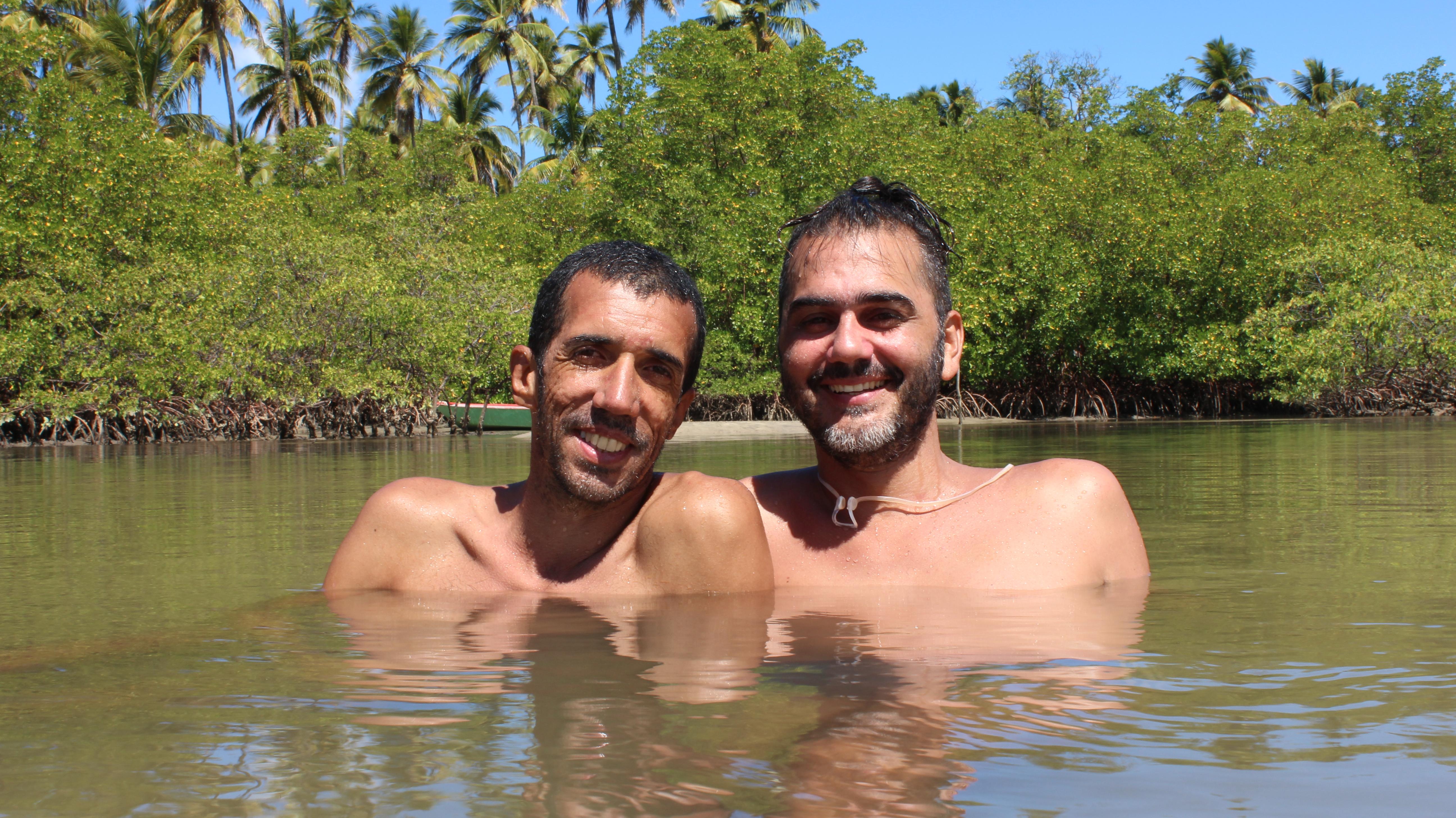 Hugo e Conrado