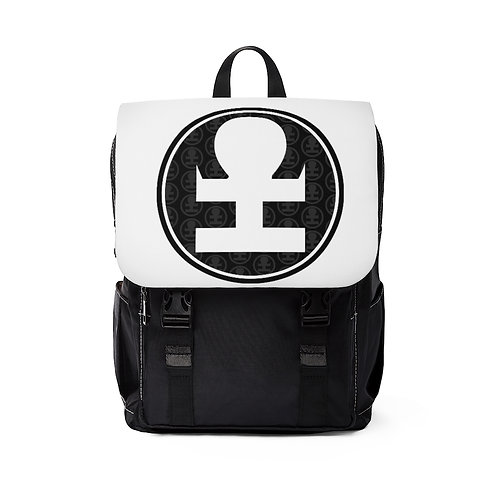 LECHE We Are Unisex Casual Shoulder Backpack