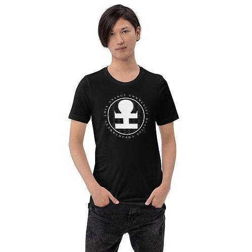 LECHE World Black T-Shirt