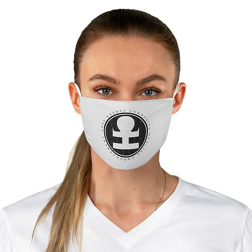 LECHE We Are Defined Fabric Face Mask