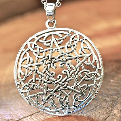 Celtic Knot Pentagram