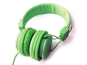 Green Headset