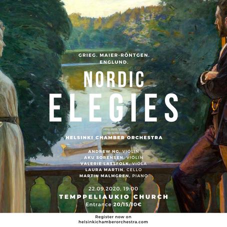 Nordic Elegies