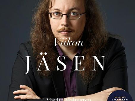 Viikon jäsen - Martin Malmgren