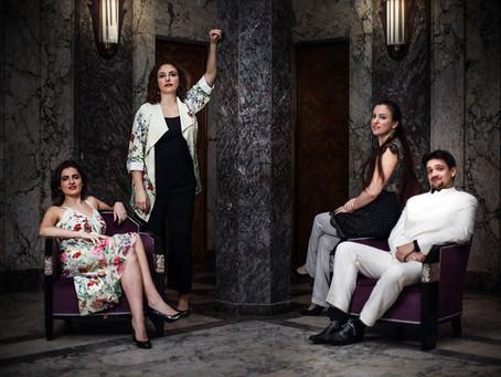 Akhtamar-kvartetti ja Laura Martin