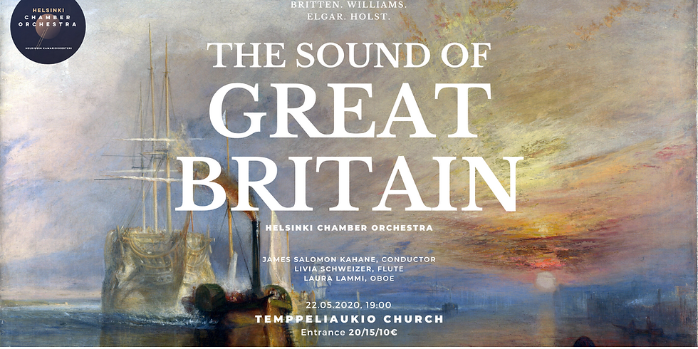 The Sound of Great Britain