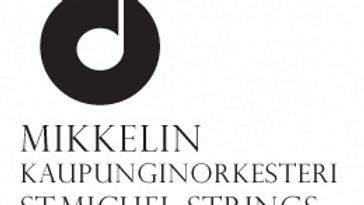 St. Michel Strings Debut Concert