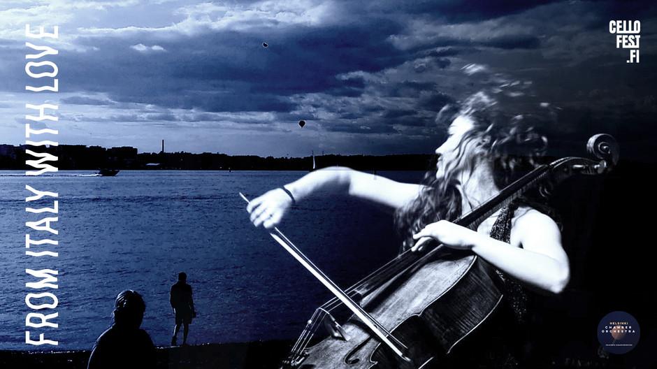 CelloFest: Italiasta rakkaudella