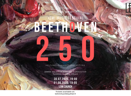 Lemi Music Festival 2020: Beethoven 250