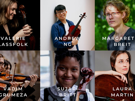 Meet our Soloists!
