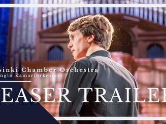 Helsinki Chamber Orchestra · Teaser Trailer
