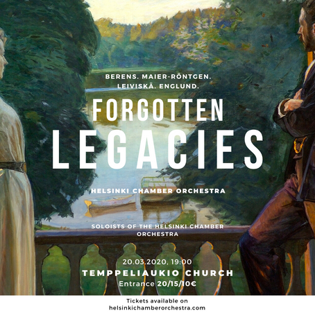 Forgotten Legacies