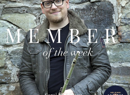 Member of the Week - Sami Junnonen