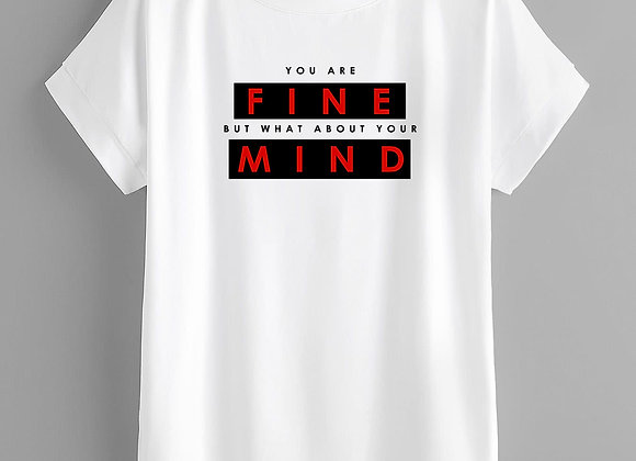 You Are Fine | Unisex Tee