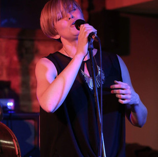 Singing in the London Jazz Festival