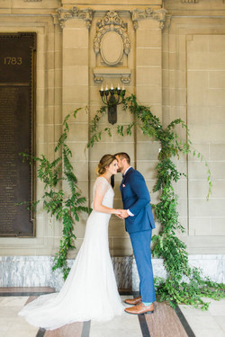 Memorial Hall Styled Shoot