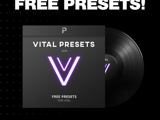 Free Presets for VITAL 🔥