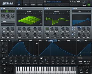 Xfer Serum Digital Synthesizer