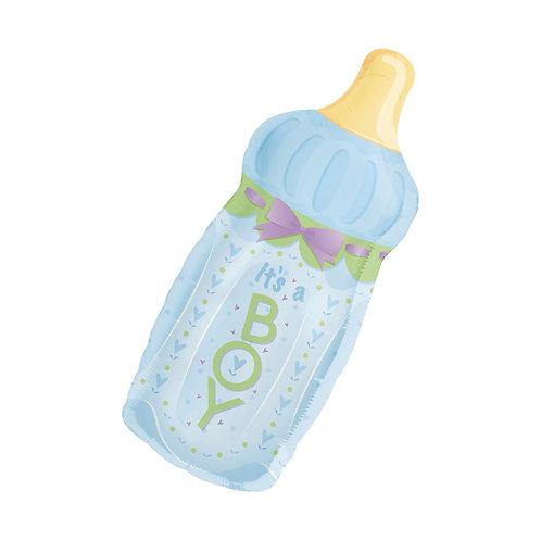 Baby Bay 2F0017 / Baby Girl 2F0018 Bottle Foil Balloon 奶樽鋁氣球