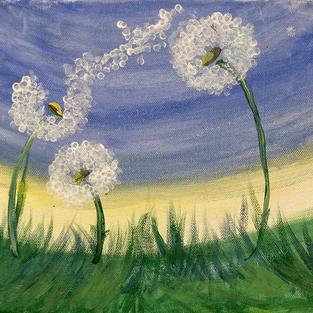 Dandelion Breeze