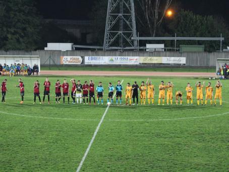 Coppa Italia: Omegna-Piedimulera 4-1