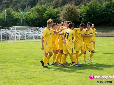 Piedimulera-Juventus Domo 3-2 Coppa Italia