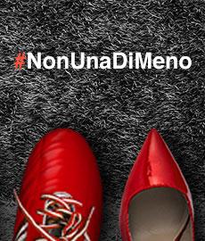 Anche noi diciamo NO alla violenza sulle donne!