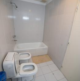 Baño privado de camarín