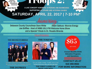 Rockin' With The Troops 2!  April 22, 2017
