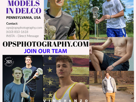 DELCO's TOP Models OPS Photography