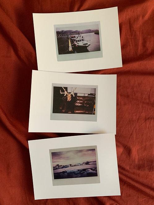 Iceland Postcard Set n°2