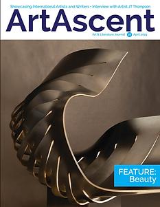 """ArtAscent publication """"BEAUTY"""""""