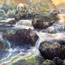 Tavy Falls - £260