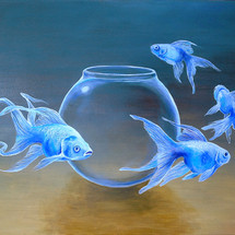 Goldfish XXXIII.jpg - SOLD £500