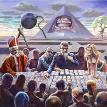 The Last Supper £1,800